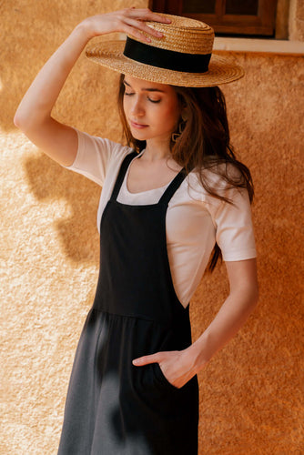culotte dungarees