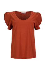 T-Shirt Namibia with Egg neck and shoulder's dobble ruffle