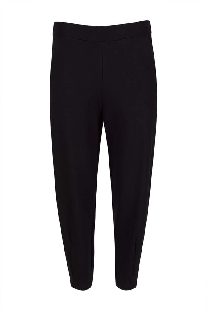 Ankle Pleated Trousers