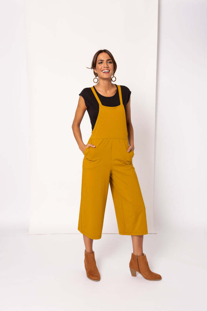 Dungarees Culotte