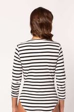 bodysuit stripes longsleeve