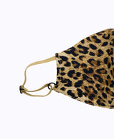 Kids Adjustable Leopard Mask