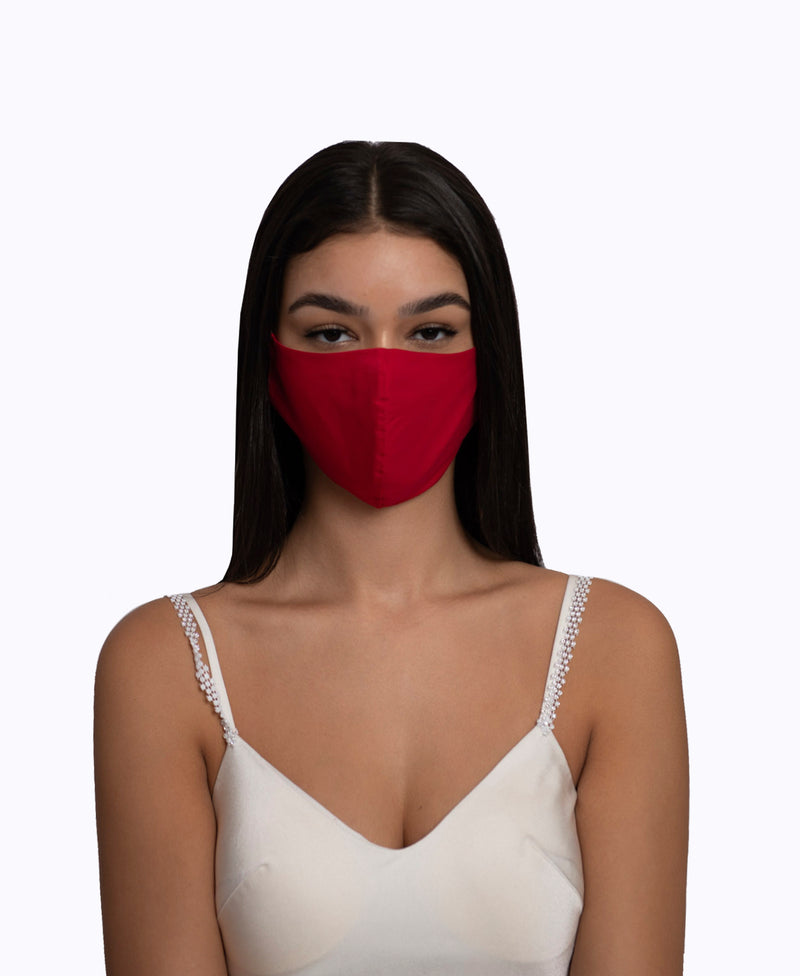 Adjustable lightweight Red Mask