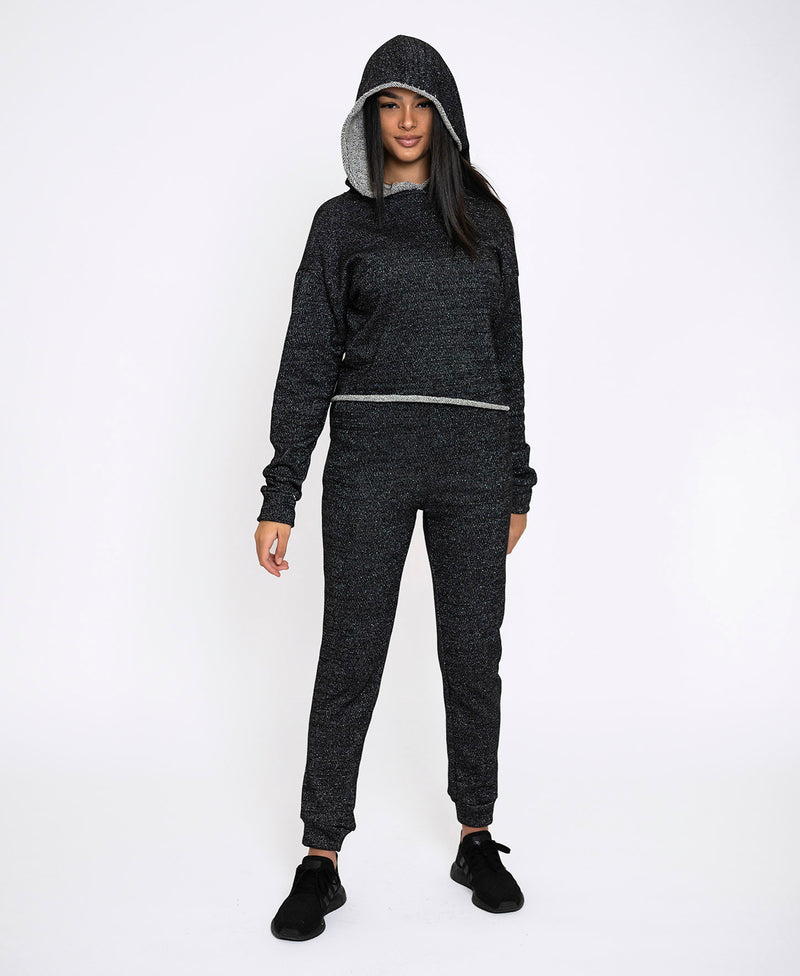 Metal Terry Sweat Suit