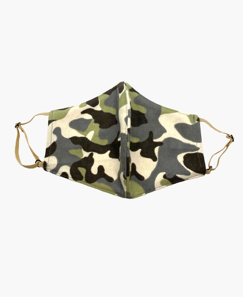 Adjustable Camouflage Mask