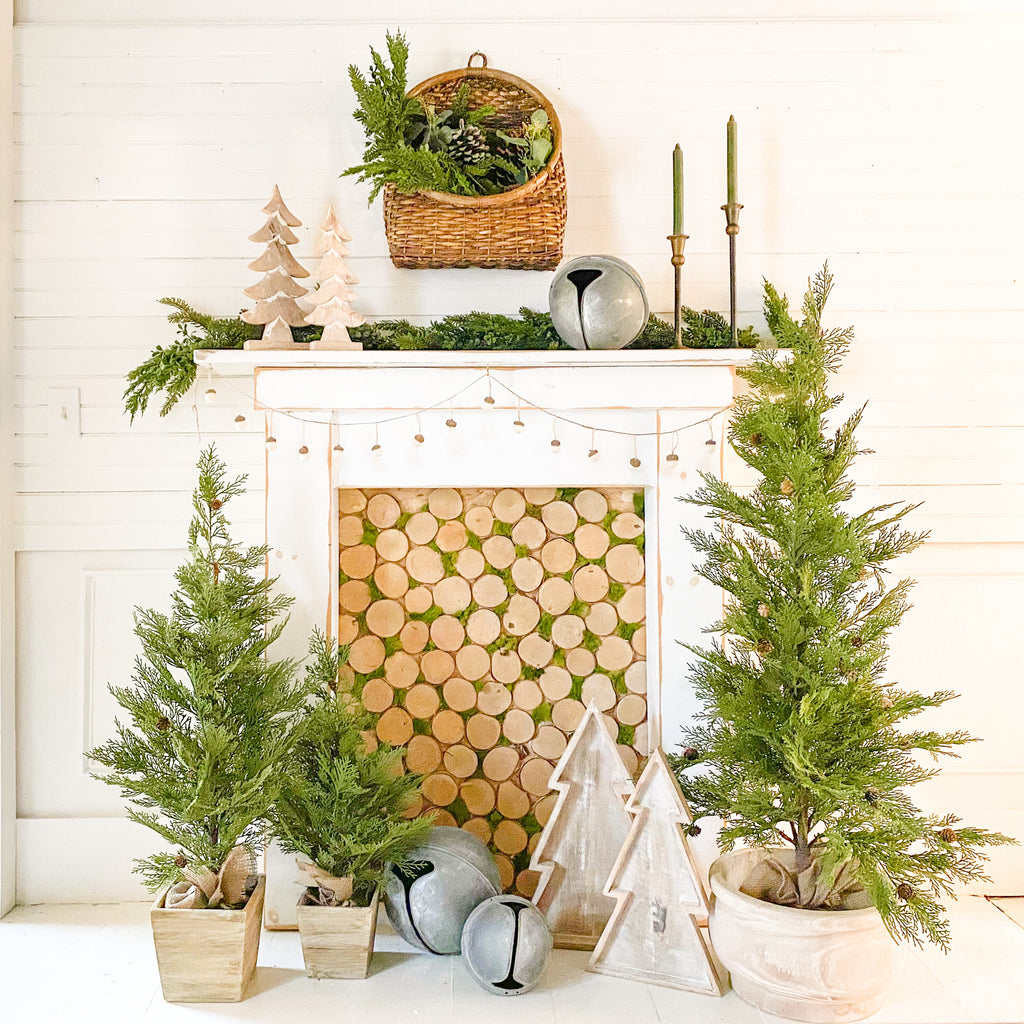 Embrace the natural beauty of a modern farmhouse Christmas