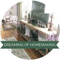 Dreaming of Homemaking