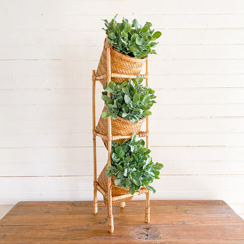 Enid 3 Tiered Basket Stand