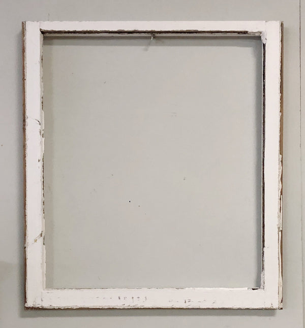Old Chippy Farmhouse Window Photo Frames