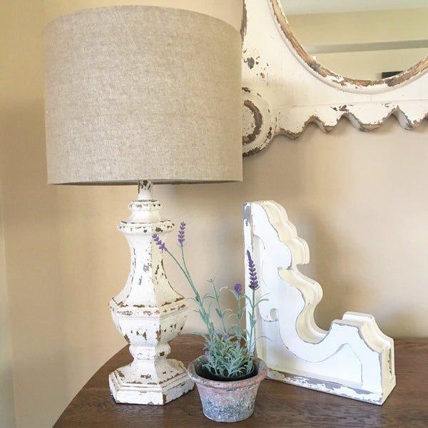 Aspen Table Lamp with Linen Shade