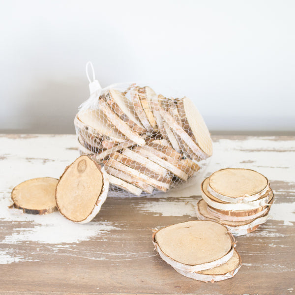 Bag of Birch Slices