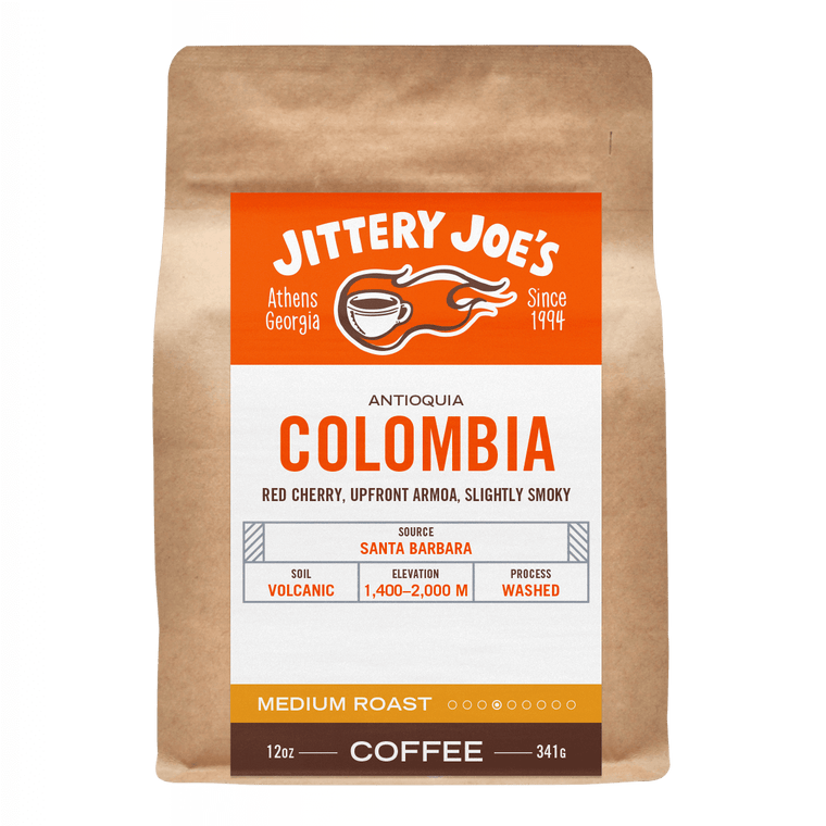 COLOMBIA Santa Barbara Estate