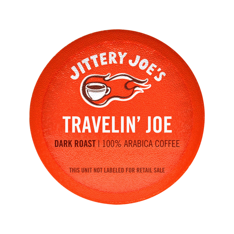 Travelin' Joe: K-Cup® Pods