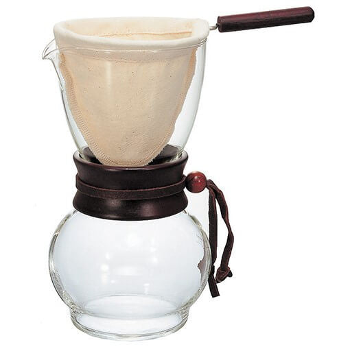 Woodneck Drip Pot 480ml
