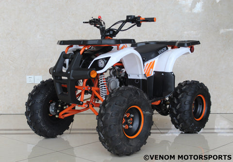Venom Grizzly 125cc ATV Replacement Parts + Accessories
