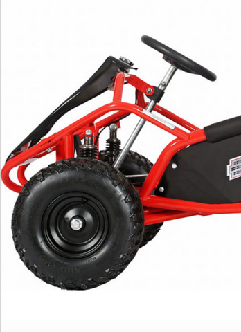 Mud Monster gokart 1000w front suspension