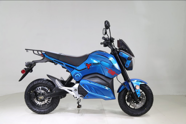 TaoTao 500W Raptor 72V Electric Motorcycle