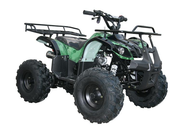 Venom 110cc Kodiak ATV Quad Front & Rear Racks - Fully Automatic