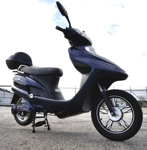 TaoTao 500W Electric Moped Scooter 48V - ATE-501 - Street Legal