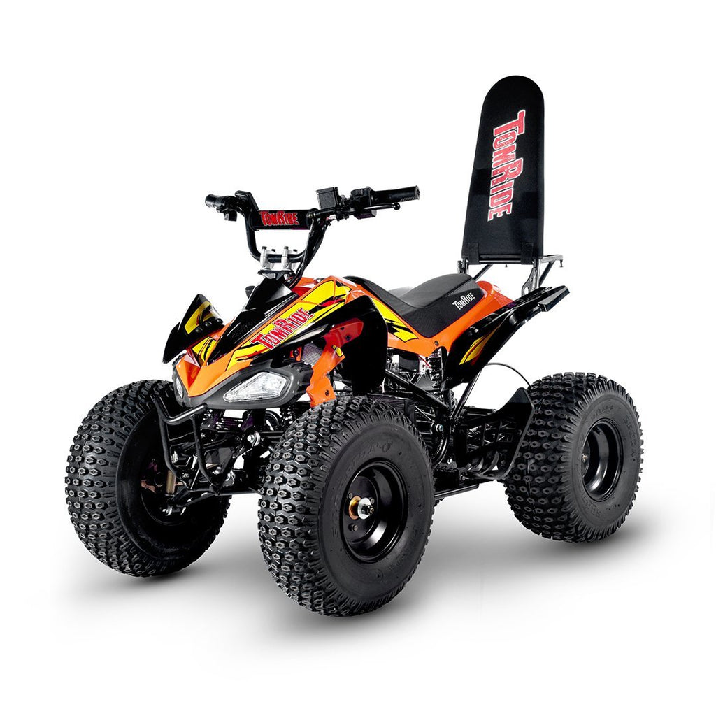 buy tomride tr290 in canada professional electric youth atv quad vtt venom motorsports canada. Black Bedroom Furniture Sets. Home Design Ideas