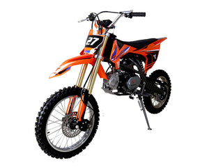 TaoTao 125cc Racing Dirt Bike Motocross DB27 - Manual