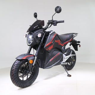TaoTao 500W Raptor 72V Electric Motorcycle - M3 - Fully Assembled