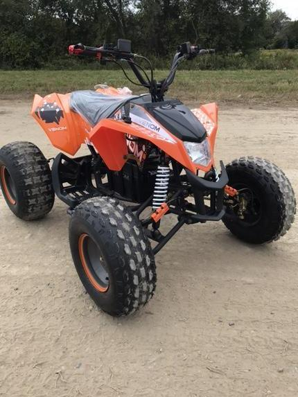 1200w Venom Brushless 48V ATV - E-Bull