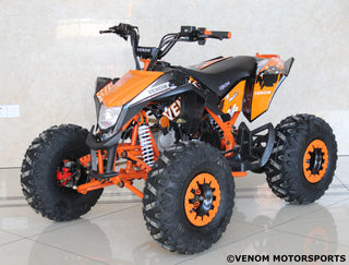2021 Venom Racing Madix 125cc ATV | Automatic Transmission + Reverse [PRE-ORDER JUNE 15TH, 2021]
