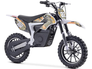 MotoTec Demon Electric Dirt Bike 500 Watts 36 Volts Lithium [PRE-ORDER]