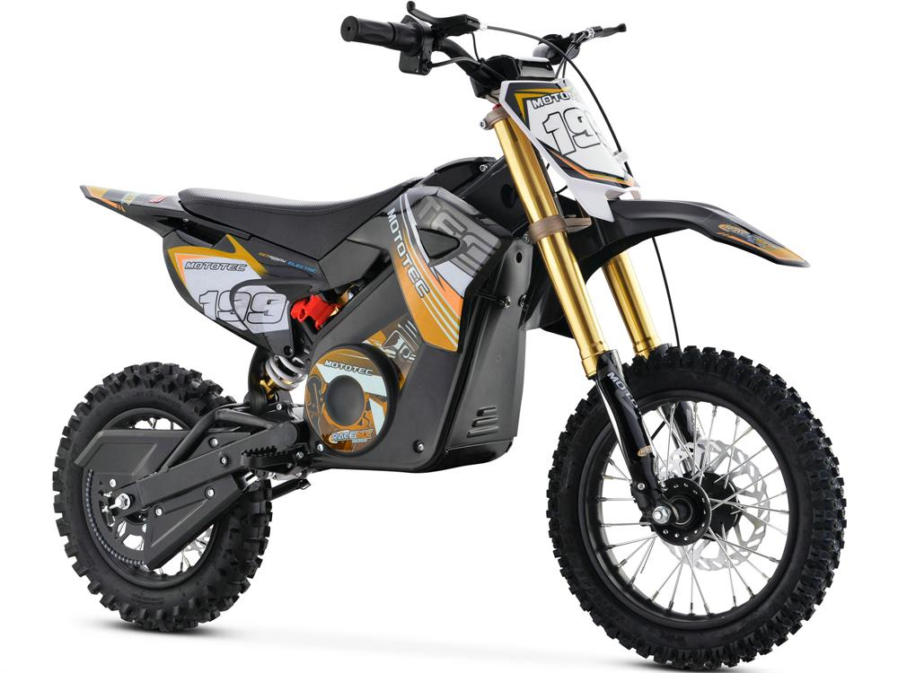 MotoTec Pro Electric Dirt Bike 1000W Lithium 36V [PRE-ORDER]