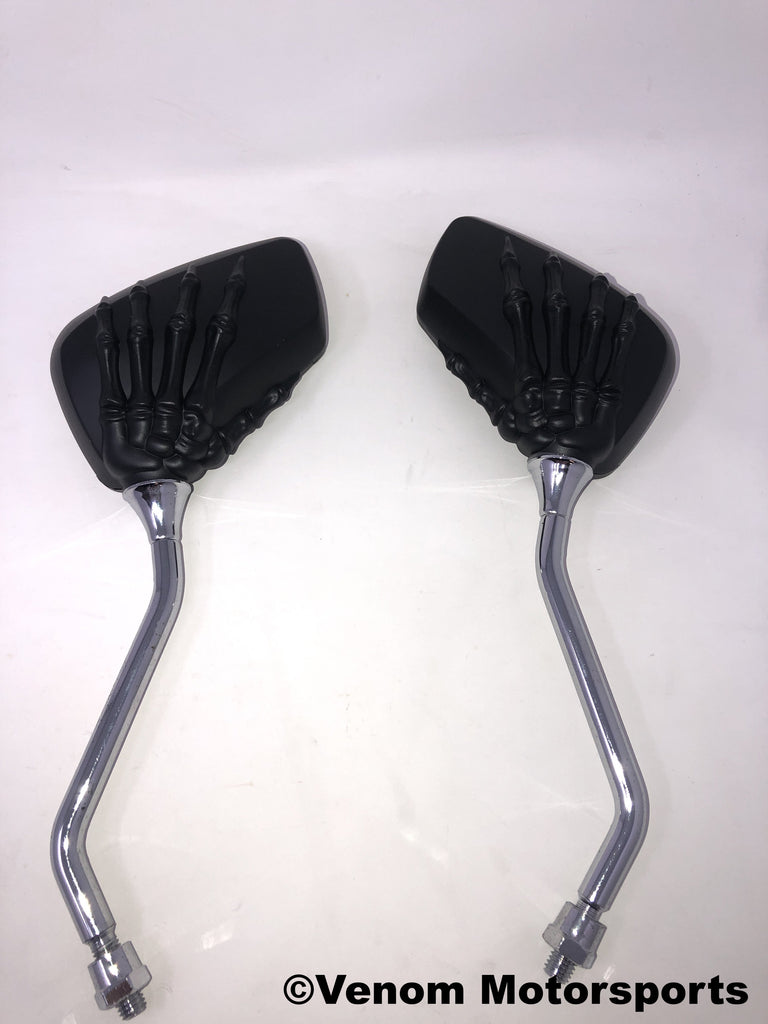 Replacement Set of Mirrors | Venom 50cc Fatboy