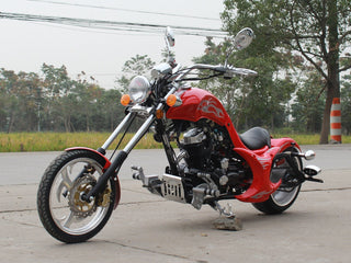 Premium Villain 250CC Motorcycle Chopper Bike