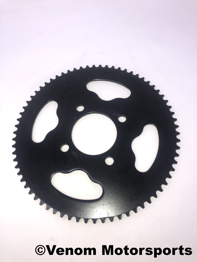 Replacement Rear Sprocket 219H 70T | Venom 1300W ATV