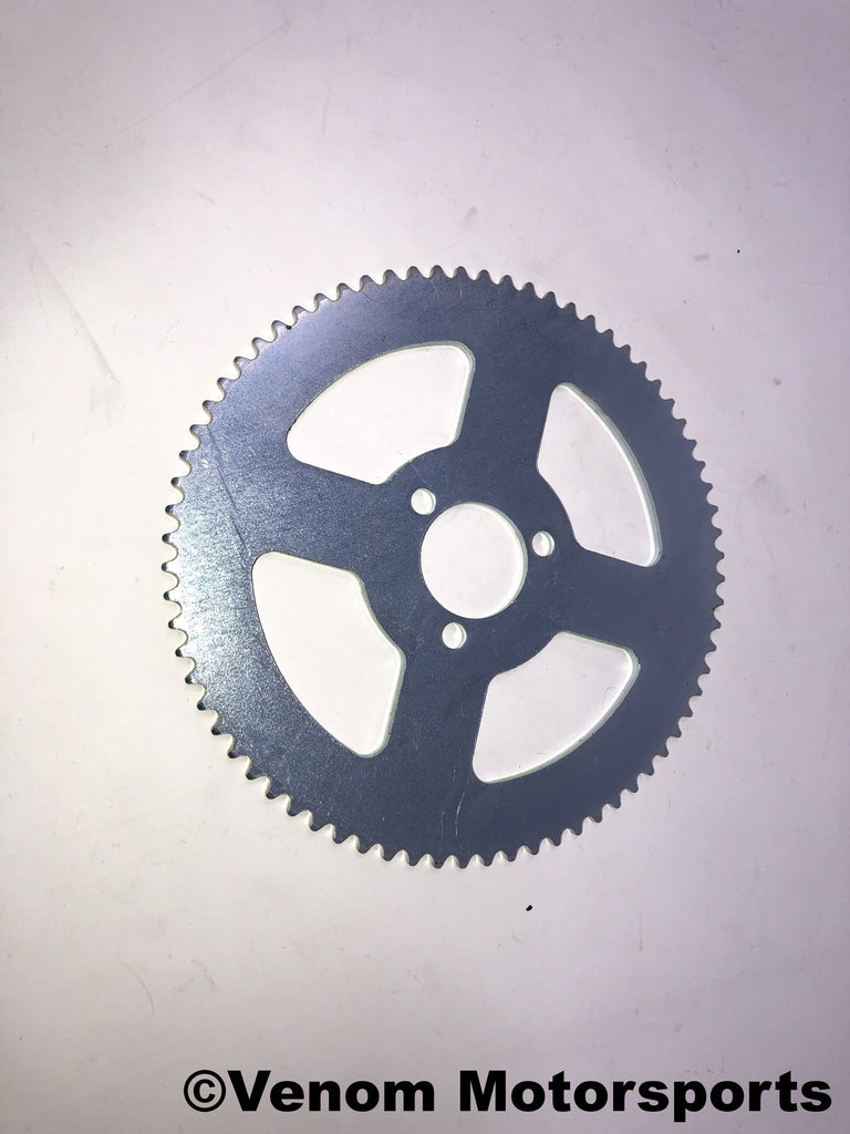 Replacement Rear Sprocket 25H 68T | Venom 1000W ATV