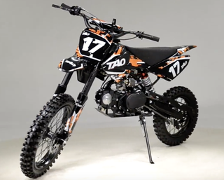 TaoTao 125cc Mamba Dirt Bike Motocross DB17 - Manual