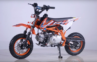 TaoTao Kids 110cc Dirt Bike Motocross DB20 - Fully Automatic