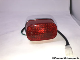 Replacement Tail Light | Venom 50cc Fatboy