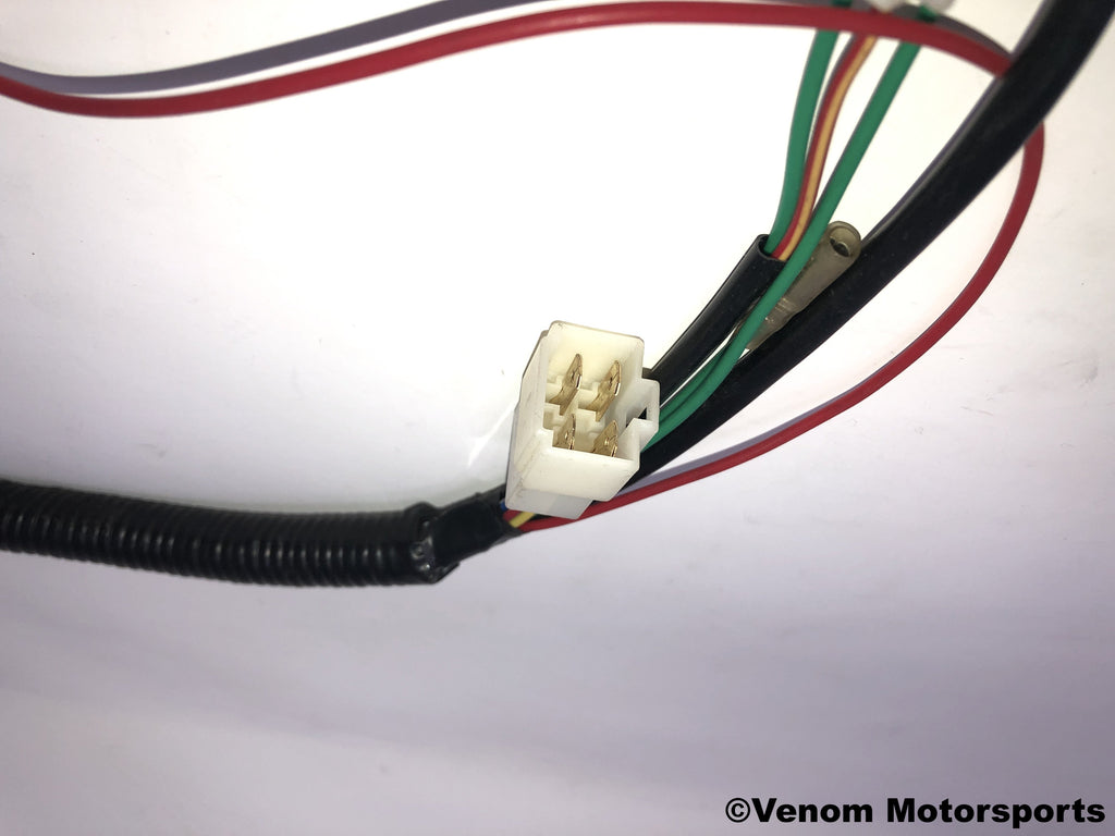 Replacement Wiring Harness | Venom 50cc Fatboy