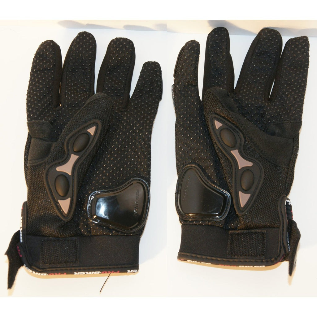 Lill Sport Gloves Canada: Motorcycle Sport Racing Gloves XL Black