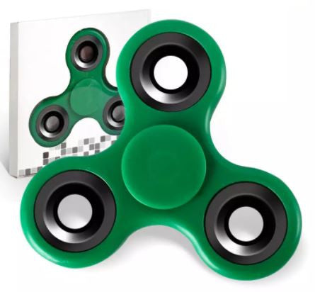 Tri Fidget Spinner - Green