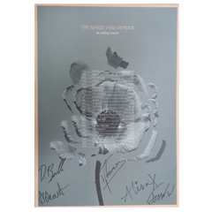 Rolling Waves SIGNED Poster