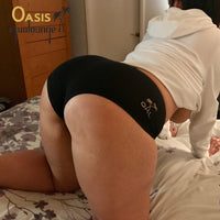 Oasis Black Booty Shorts