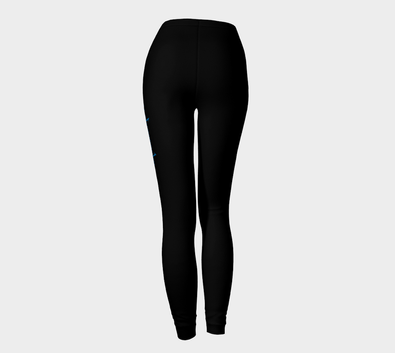 Oasis Simple Leggings BLUE