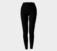 Oasis Simple Leggings White