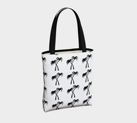 Palm Tree Style Tote Bag