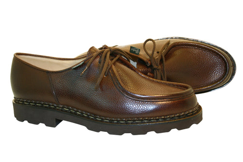 Paraboot Michael Dark Brown Grain