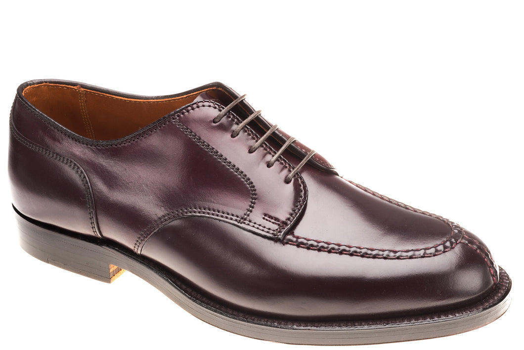 Alden Shell Cordovan Split Toe