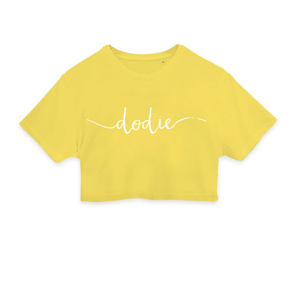 DODIE CROP TOP