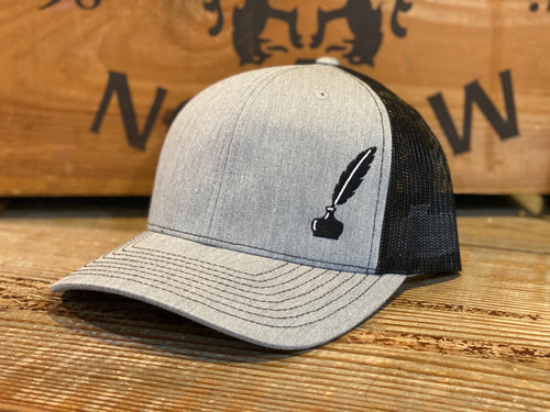 Ink & Quill Hat