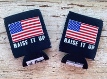 Raise it up Koozie (traditional, no magnet)